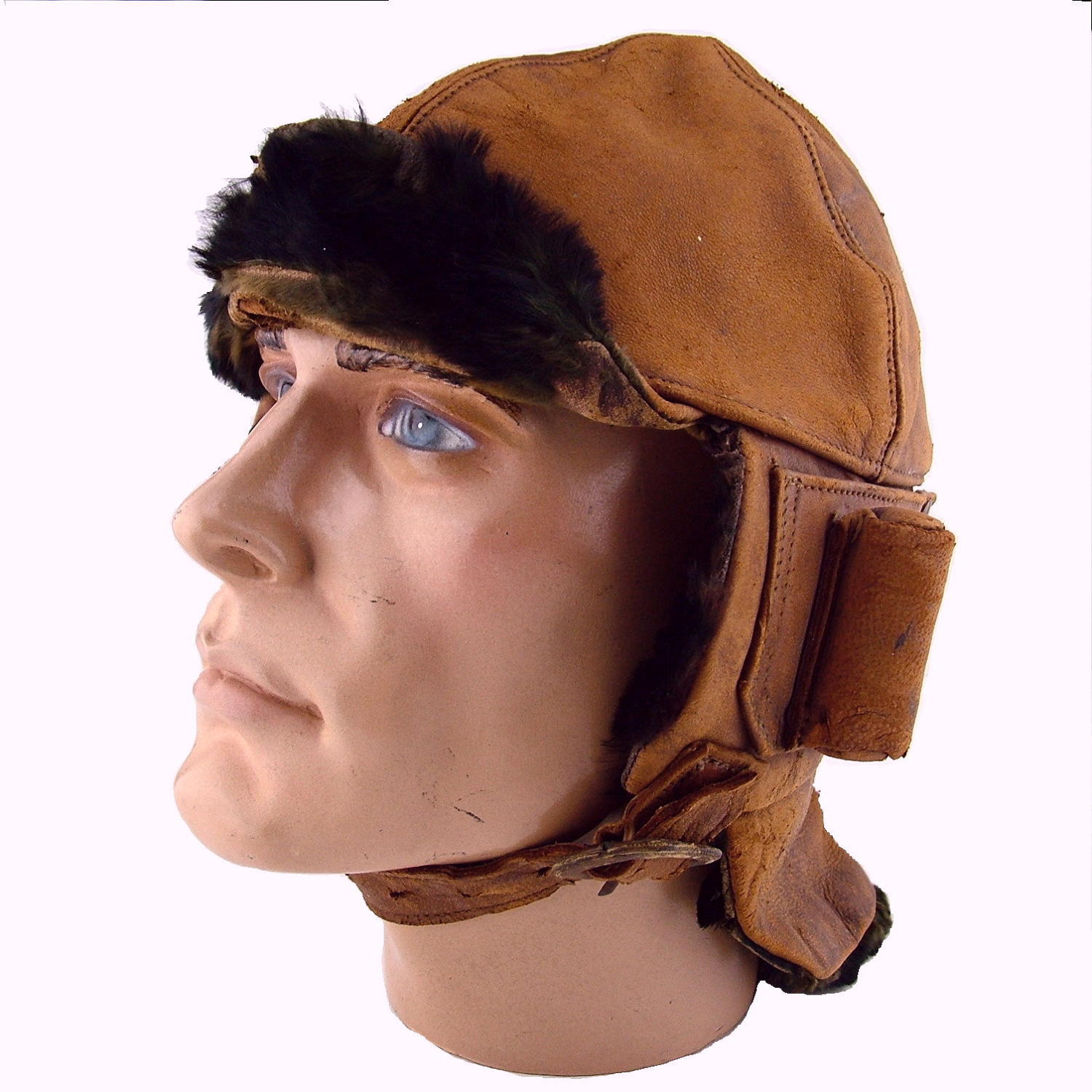 RFC cap type / RAF Mk.1 flying helmet