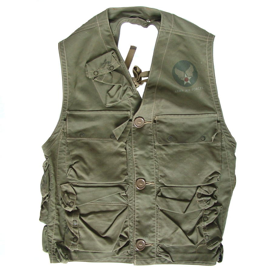 USAAF vest, emergency sustenance type C-1