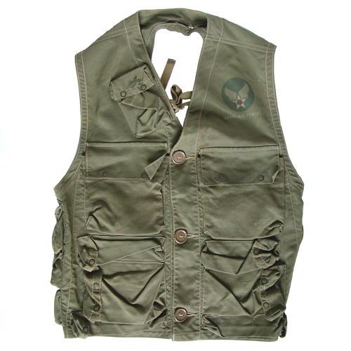 USAAF vest, emergency sustenance type C-1