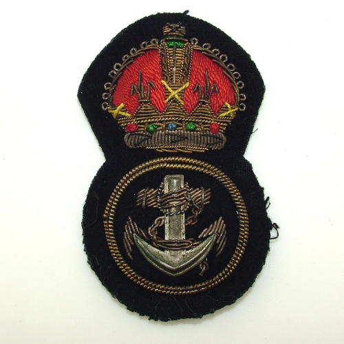 Royal Navy / FAA cap badge