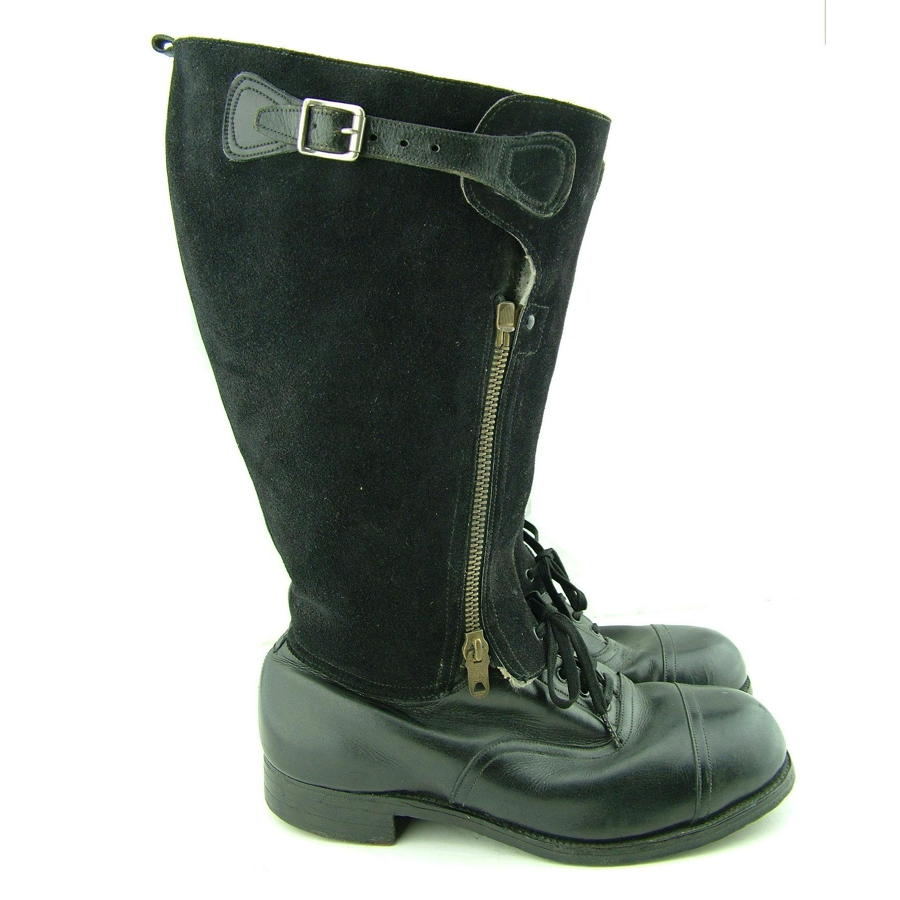 RAF 1943 pattern flying boots