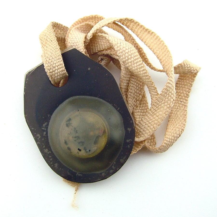 RAF / SOE MI9 patt. 'locket' escape compass