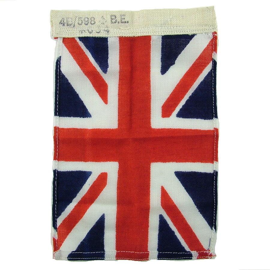 RAF survival kit flag