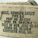 USAAF Airgunner's safety belt, type A-3 - picture 3