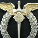 Czechoslovakian pilot's badge - picture 2