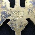 Czechoslovakian pilot's badge - picture 5