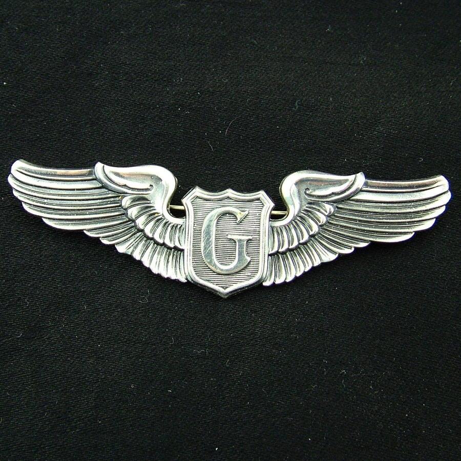 USAAF Glider pilot wing