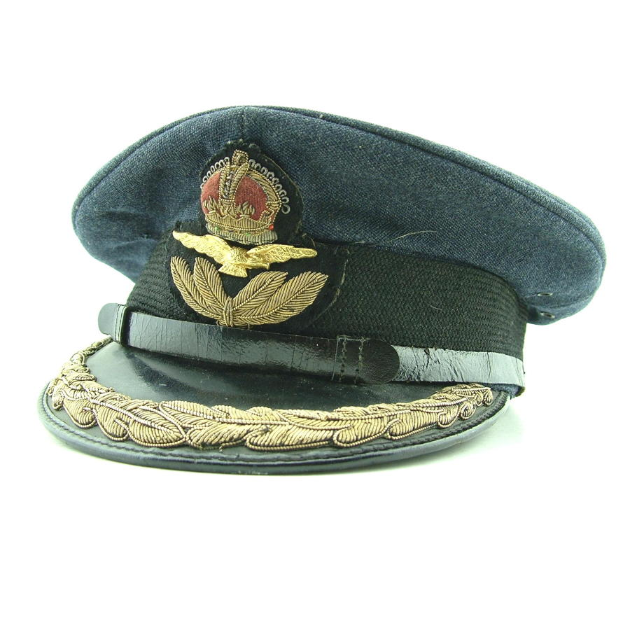 RAF Group Captain's service dress cap