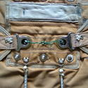 RAF seat type parachute assembly - picture 12