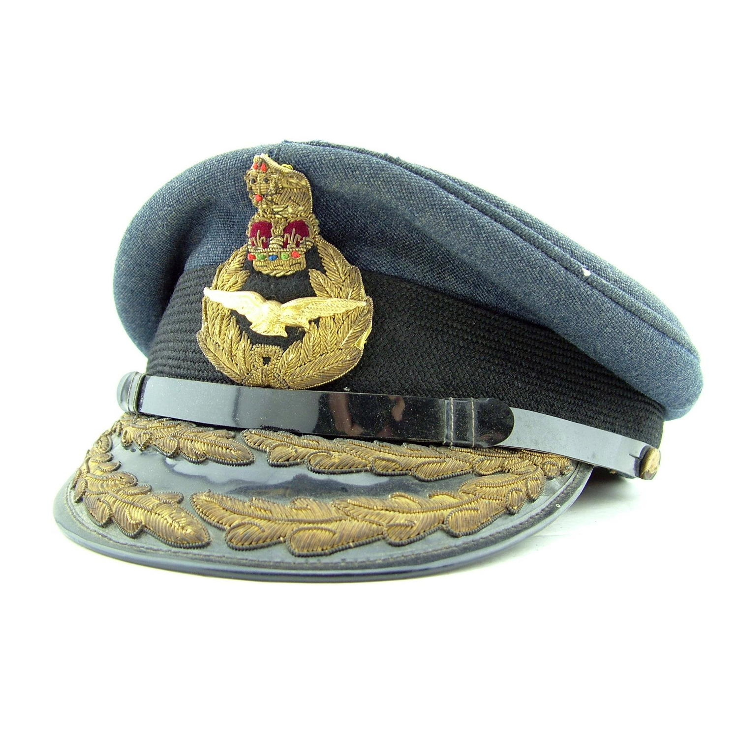 RAF 'Air Rank' service dress cap