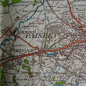 Luftwaffe/German forces map of Glasgow - picture 9