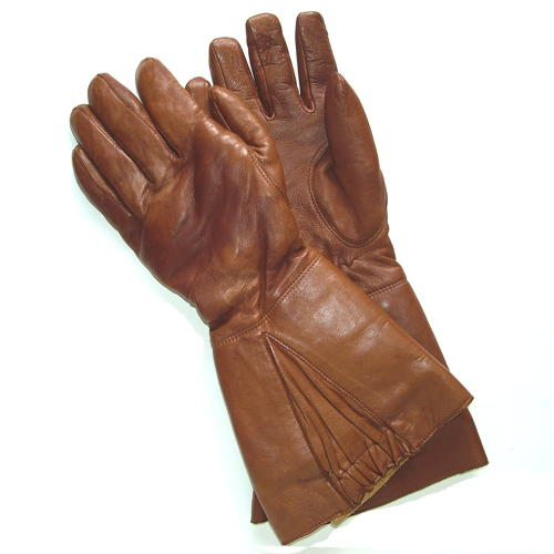 RAF type H flying gloves
