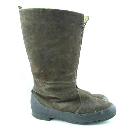 RAF 1940 pattern flying boots