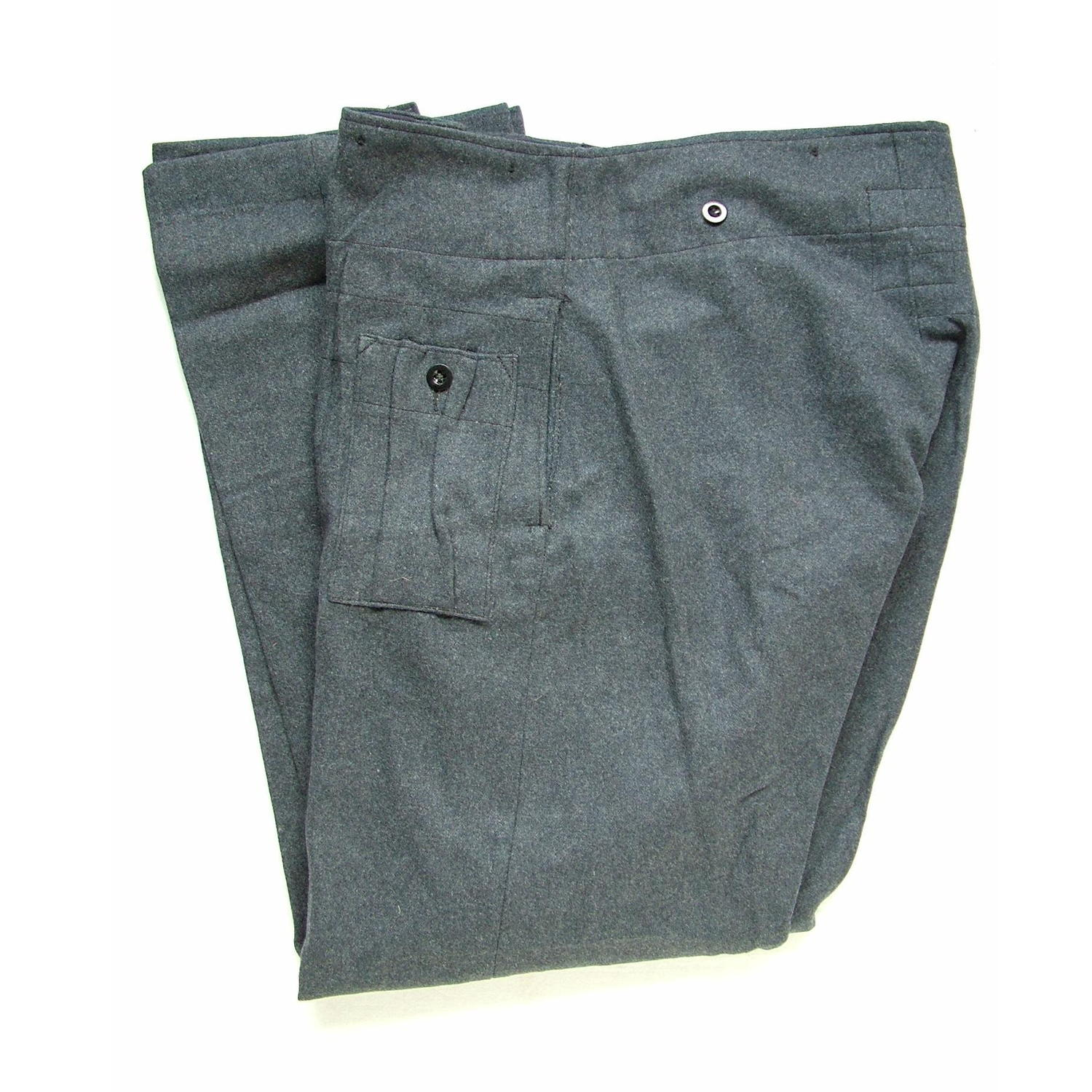 RAF war service dress trousers, biggest size made
