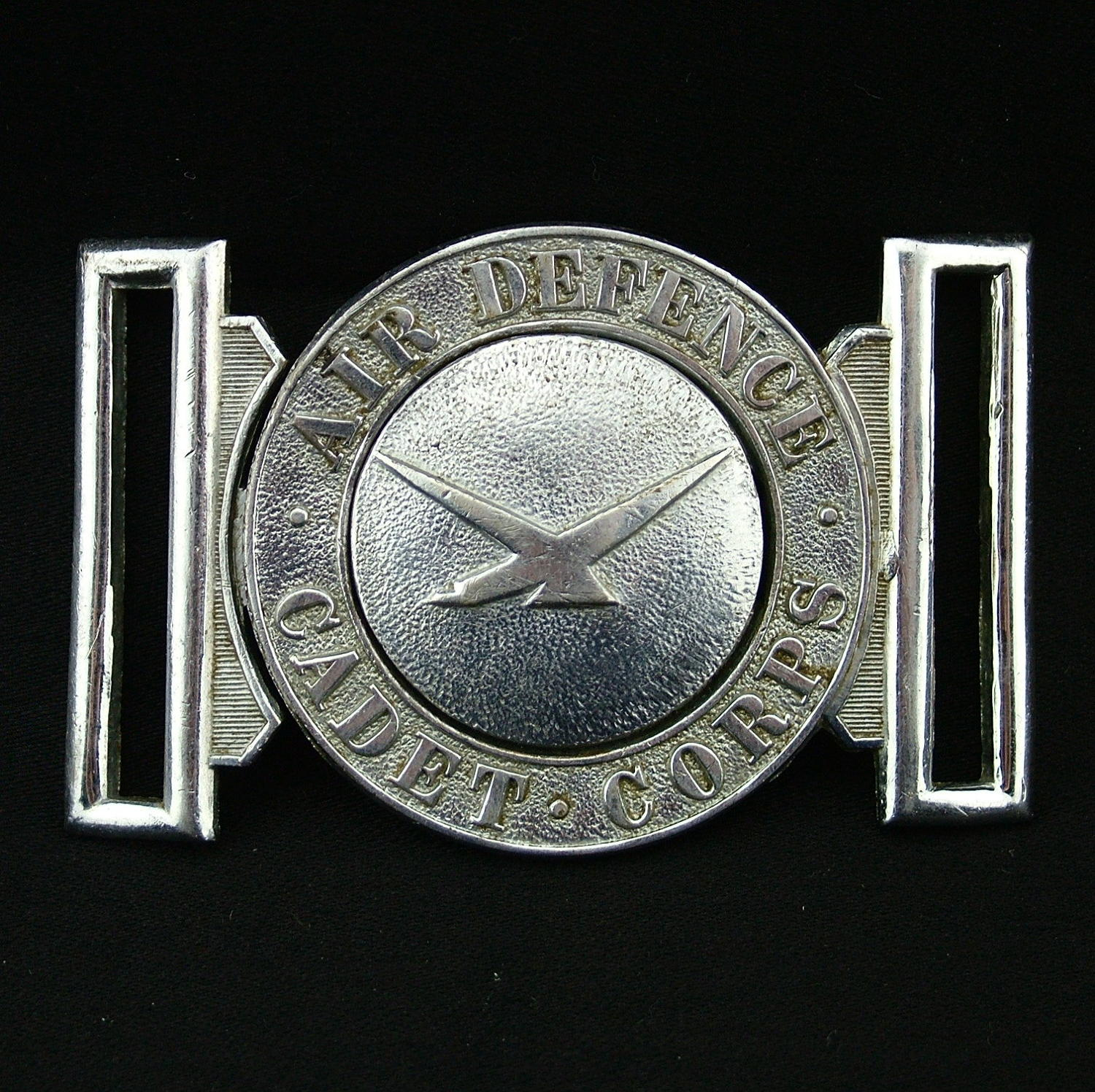 Air Defence Cadet Corps belt buckle