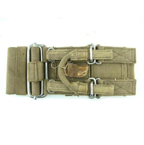 RAF gun turret safety harness