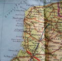 RAF escape & evasion map - Zones of France - picture 4