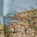 RAF escape & evasion map - Zones of France - picture 5