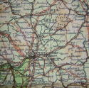 RAF escape & evasion map - Zones of France - picture 6