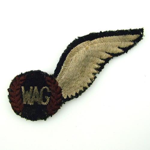 RAF  Wireless operator / air gunner brevet