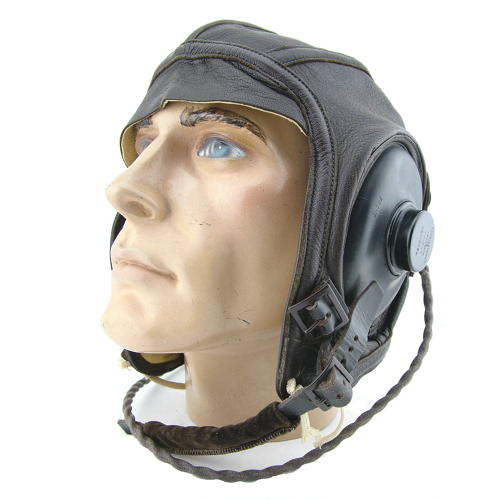 USN AN6540 flying helmet