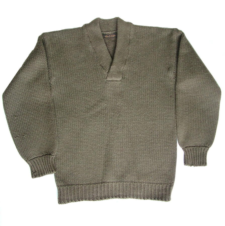 USAAF type A-1 sweater