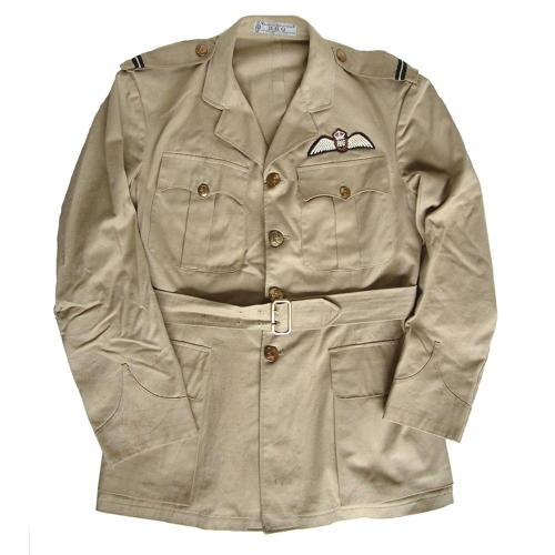 RAF pilot's tropical service dress tunic