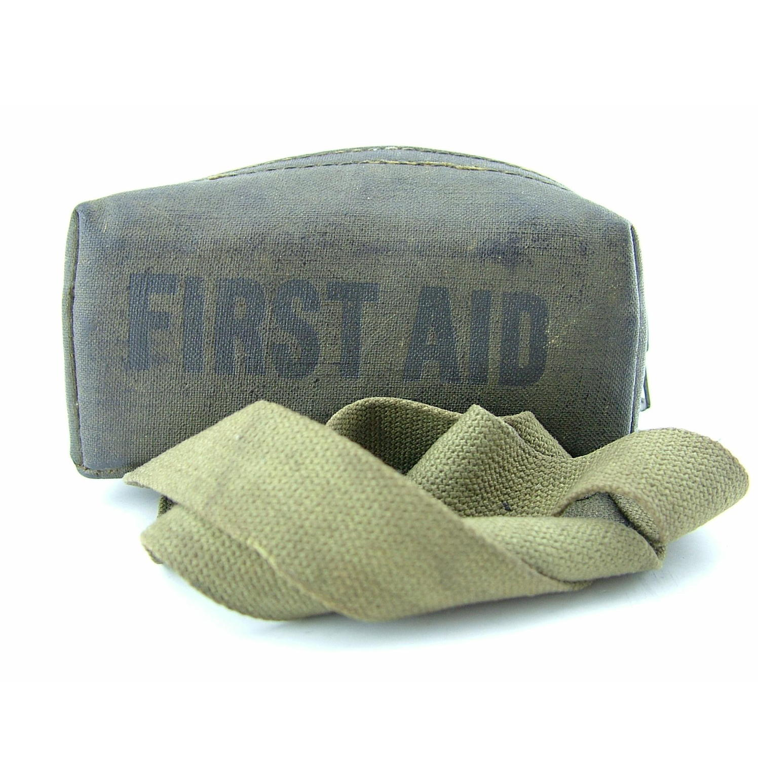 USAAF / Airborne parachute first aid pack