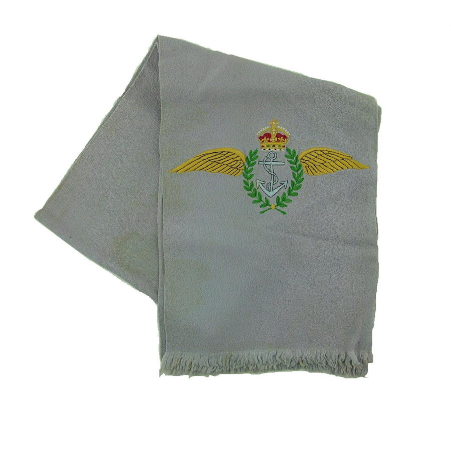 FAA fighter pilot 'type' scarf