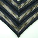 RAF sergeant stripes, pair - picture 6