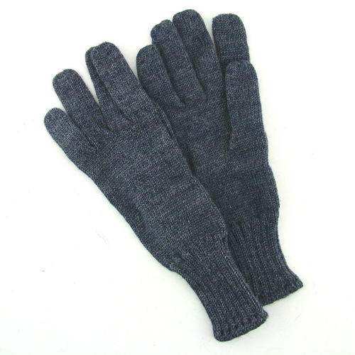 RAF knitted gloves