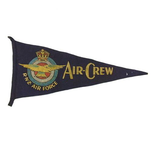 RNZAF aircrew pennant