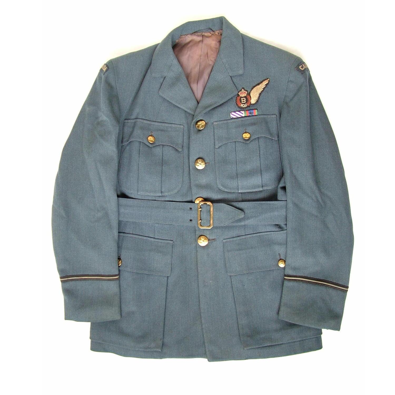 RCAF bomb aimers service dress tunic