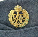RAF other ranks field service cap - picture 3