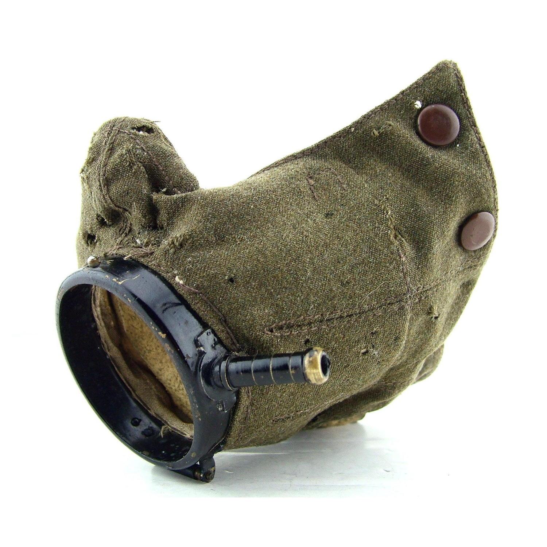 RAF type D oxygen mask