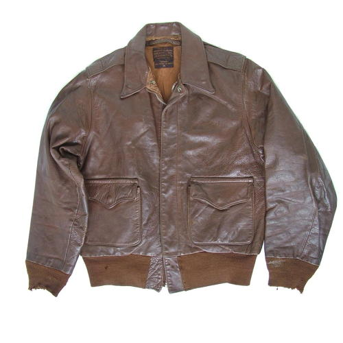 USAAF A-2 flying jacket