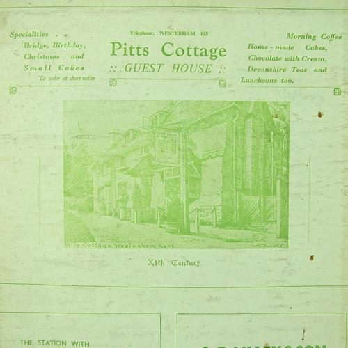 RAF Biggin Hill Document Binder In RAF Station Items