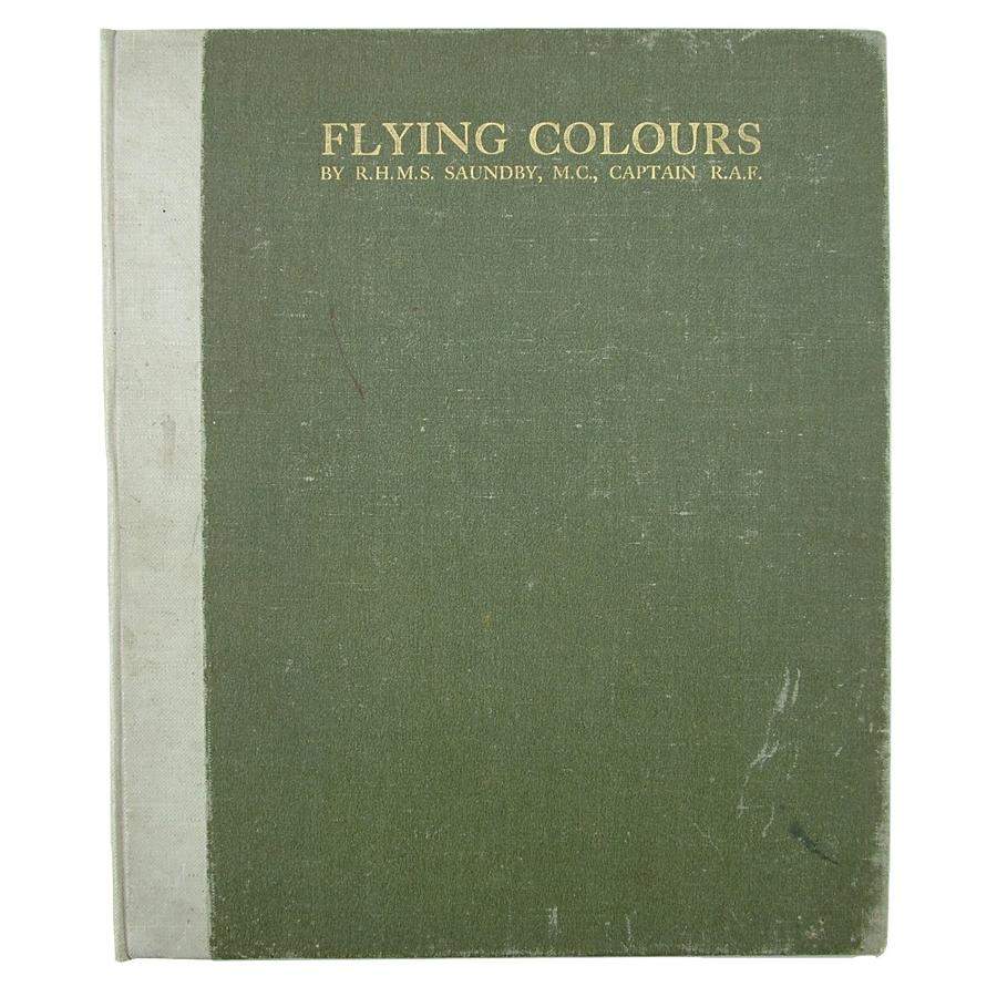 Flying Colours by Cptn. R Saundby RAF