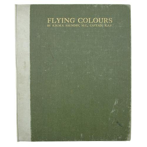 Flying Colours by Cptn. R Saundby RAF