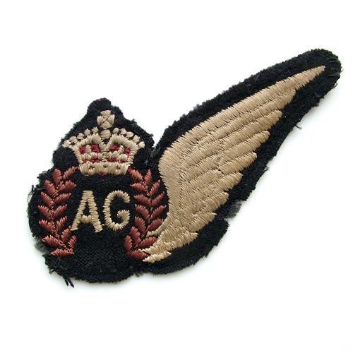 RCAF airgunner brevet