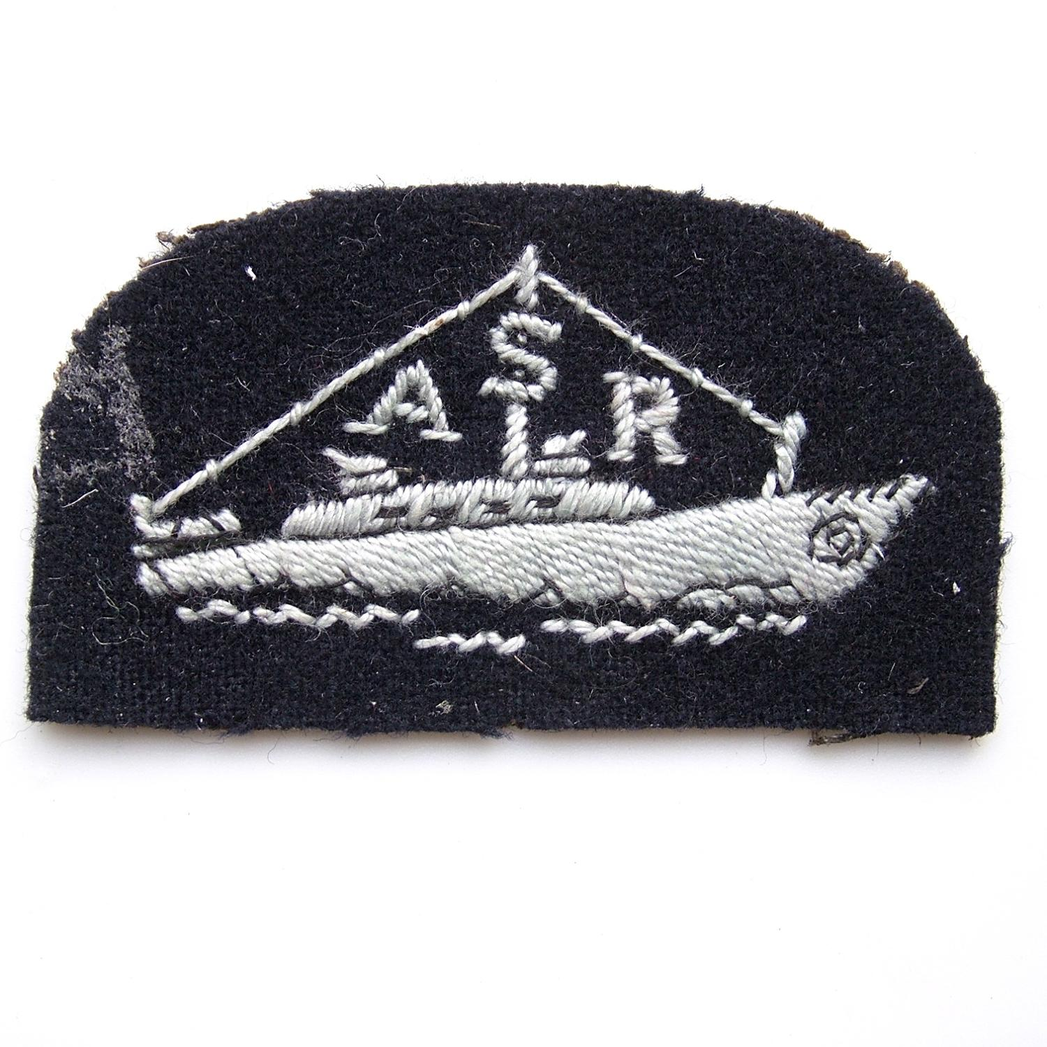 RAF air sea rescue insignia