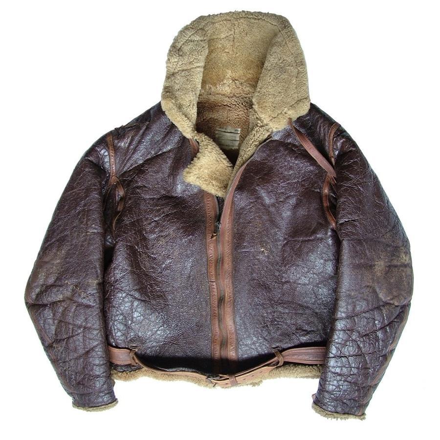 RAF Irvin flying jacket, S6