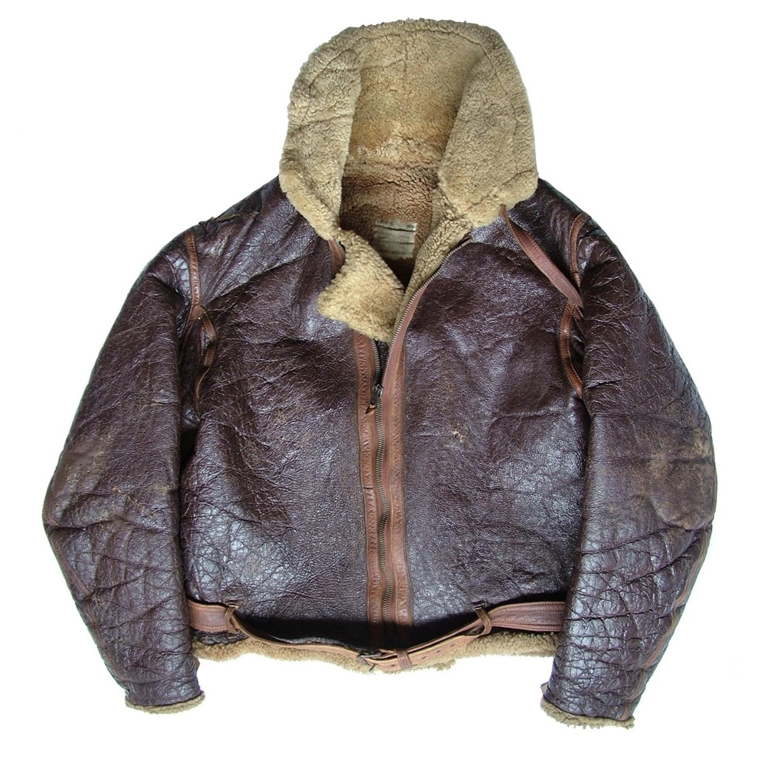 RAF Irvin flying jacket, S6