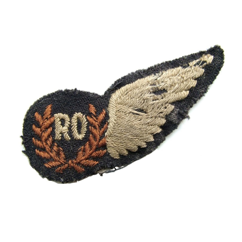RAF Radio Observer brevet