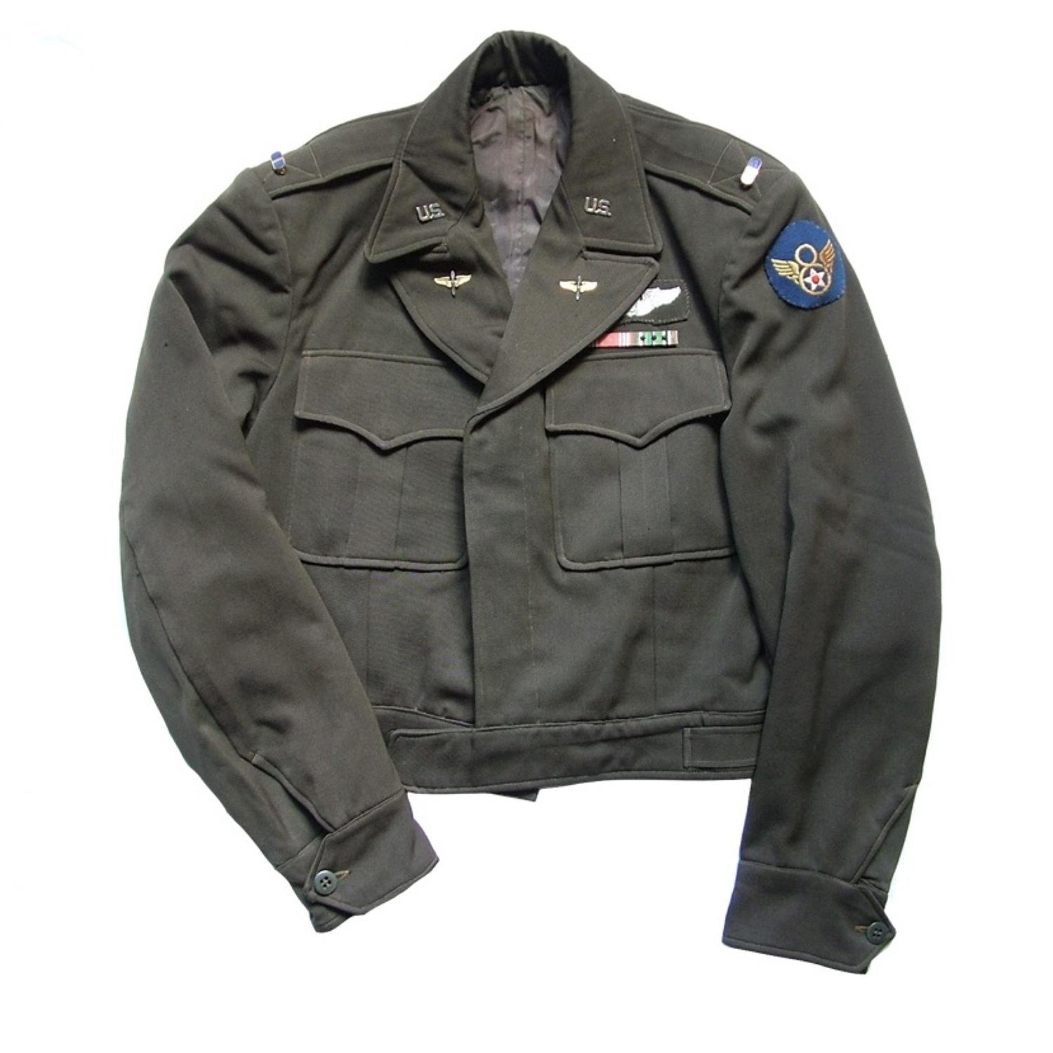 USAAF 8th AAF 'ike' jacket