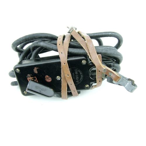 USAAF throatmicrophone extension cord, CD-318