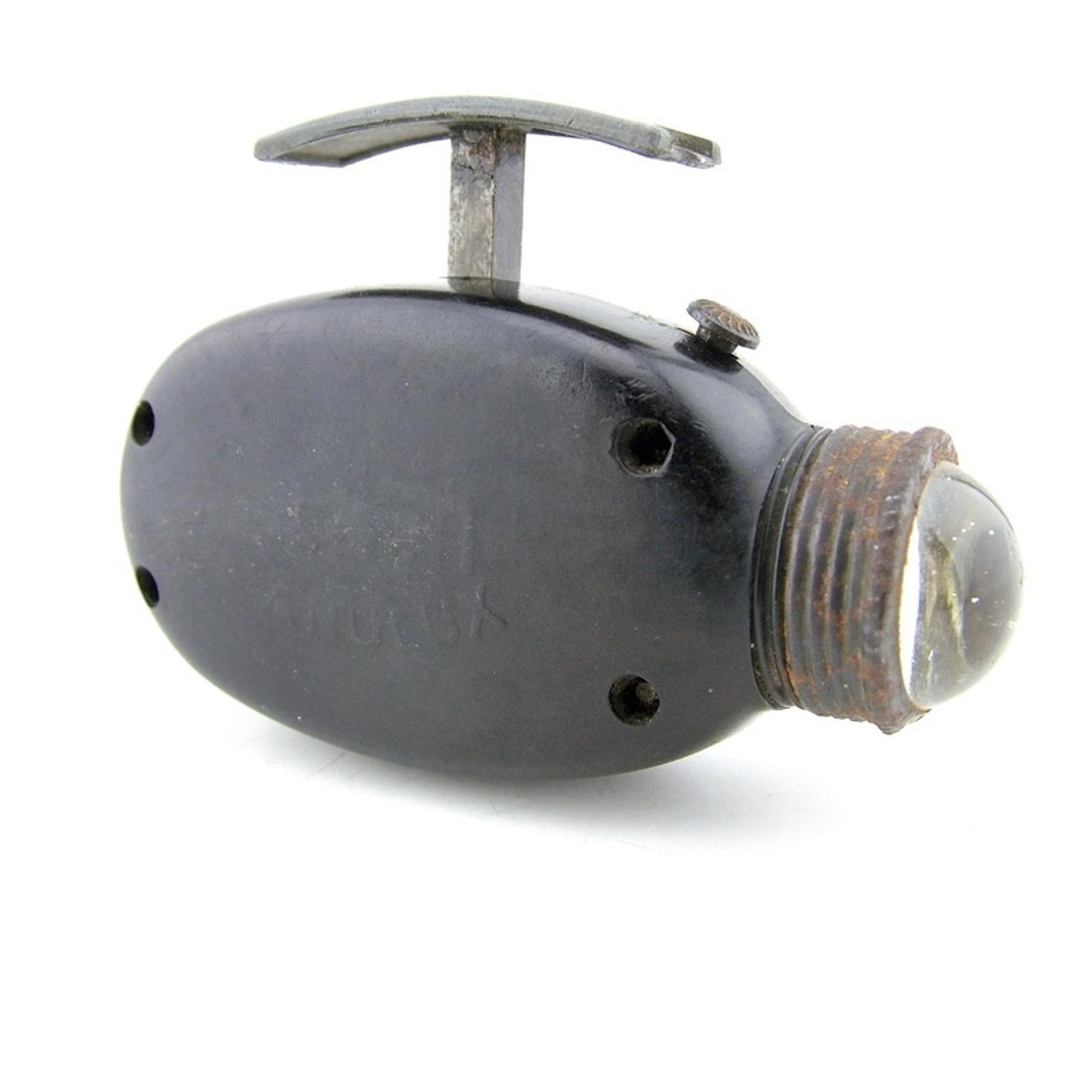 Luftwaffe issued hand operated torch