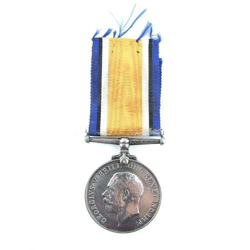British war medal, W.E.C. Lewington RNAS