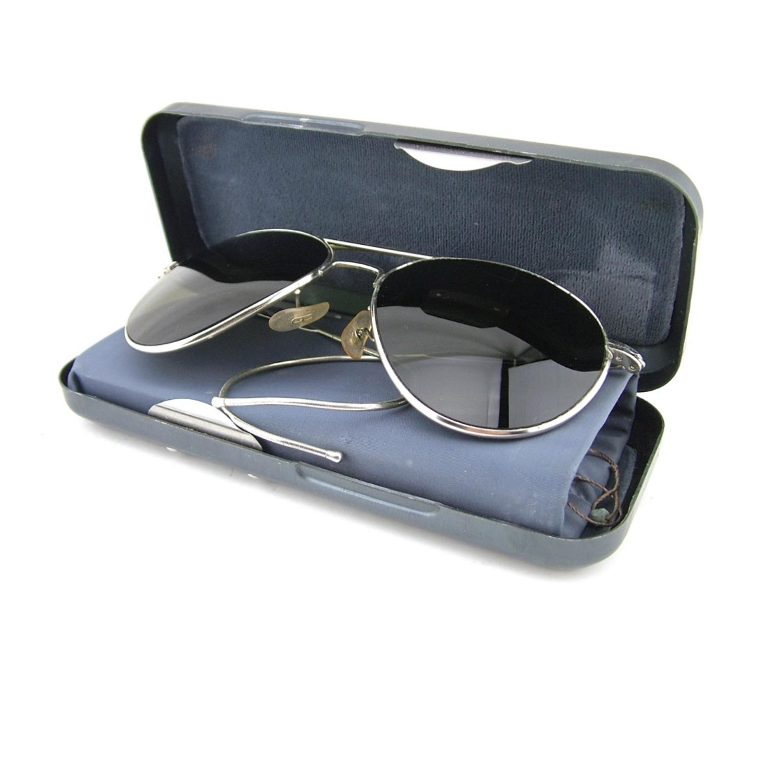 RAF Mk.11 spectacles, cased