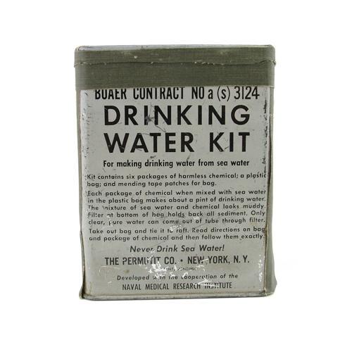 USN water desalination kit